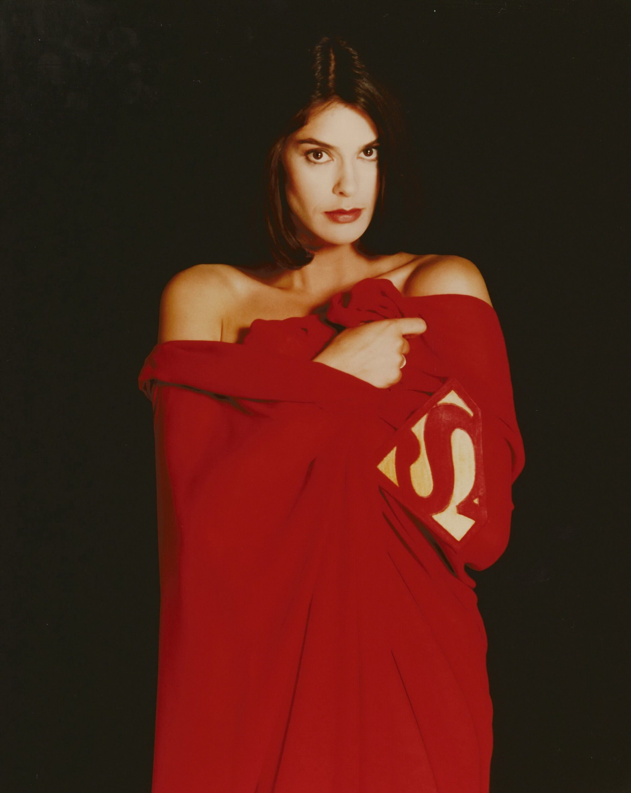 TERI HATCHER as Lois Lane. (Still the best, in looks and ...