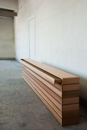 Dutch Design Intitute Extended Drawer By Marthe Biezen