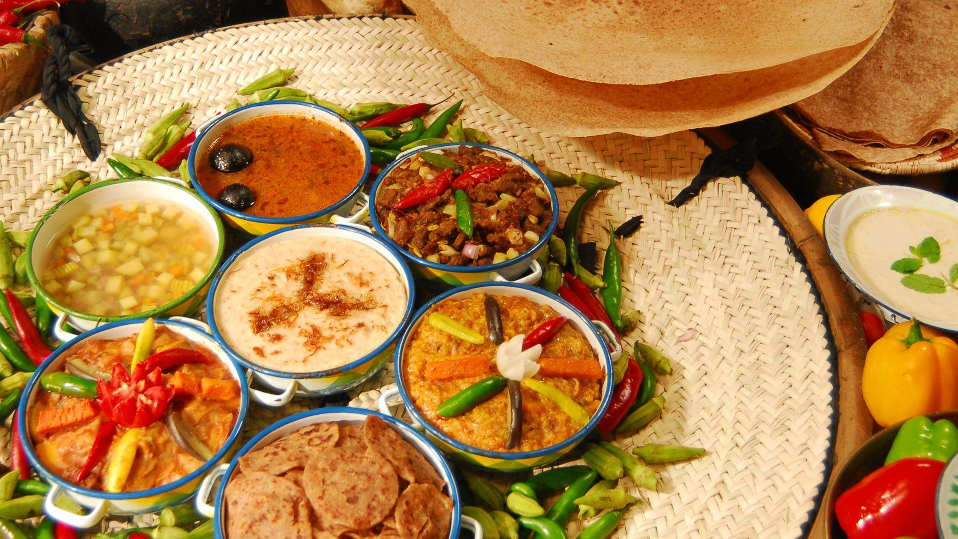 Background Cuisine Cuisine Du Monde Arabie Saoudite