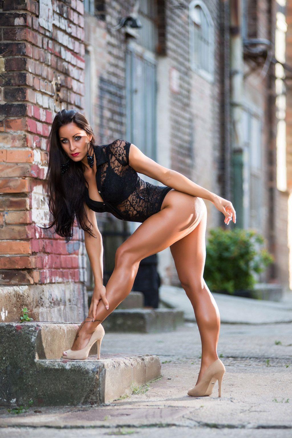 Sensuality sensual sexy woman girl model wet water sweaty drops rain dress red legs feet barefoot lying wallpaper