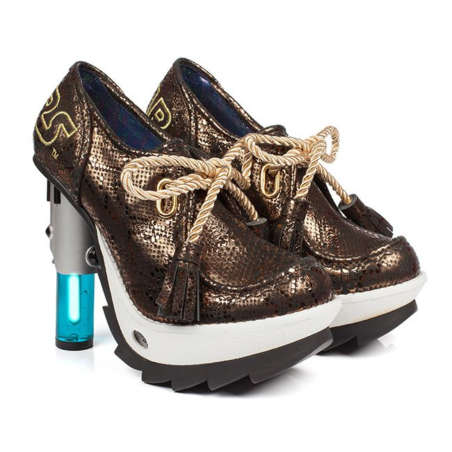 FOOTWEAR - Lace-up shoes Irregular Choice pXBUW0dT6