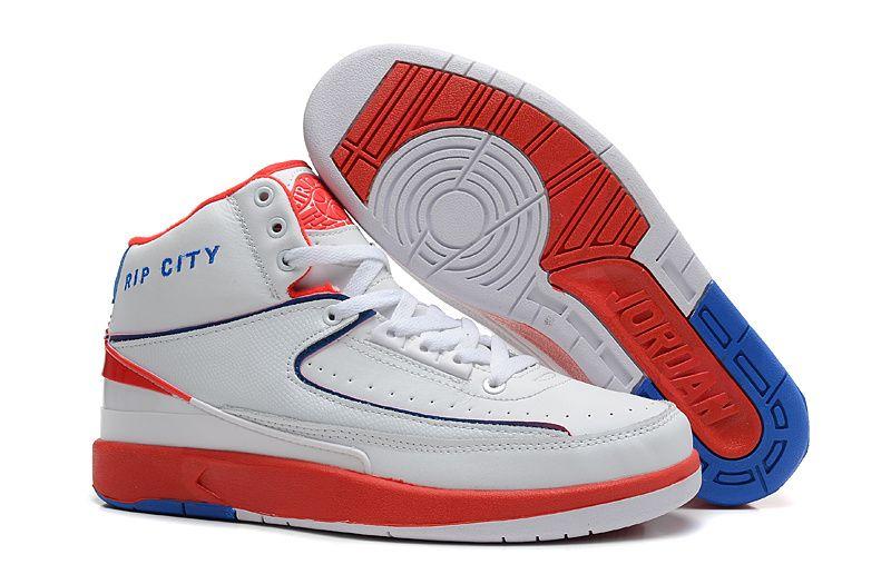 Nike Air Jordans- Air Jordan 2 (II) Retro