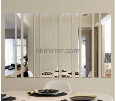 china mirror manufacturers custom stickers mirror for living room wall ms 361 - Decorative Mirror Manufacturers
