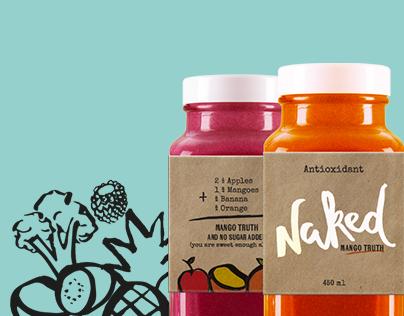 다음 @Behance 프로젝트 확인: \u201cNaked Juice - Rebrand\u201d https://www.behance.net/gallery/24802139/Naked-Juice-Rebrand