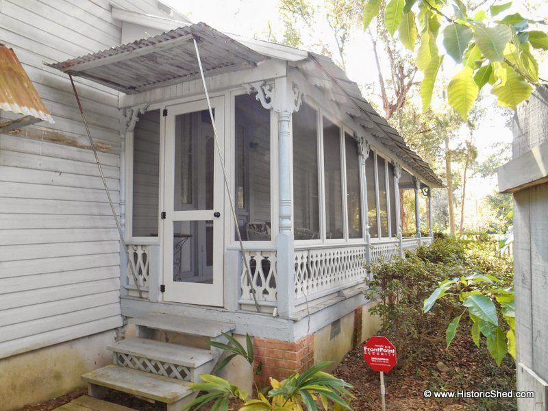 Folk Victorian Porch Enclosure Victorian Porch Porch Enclosures Folk Victorian