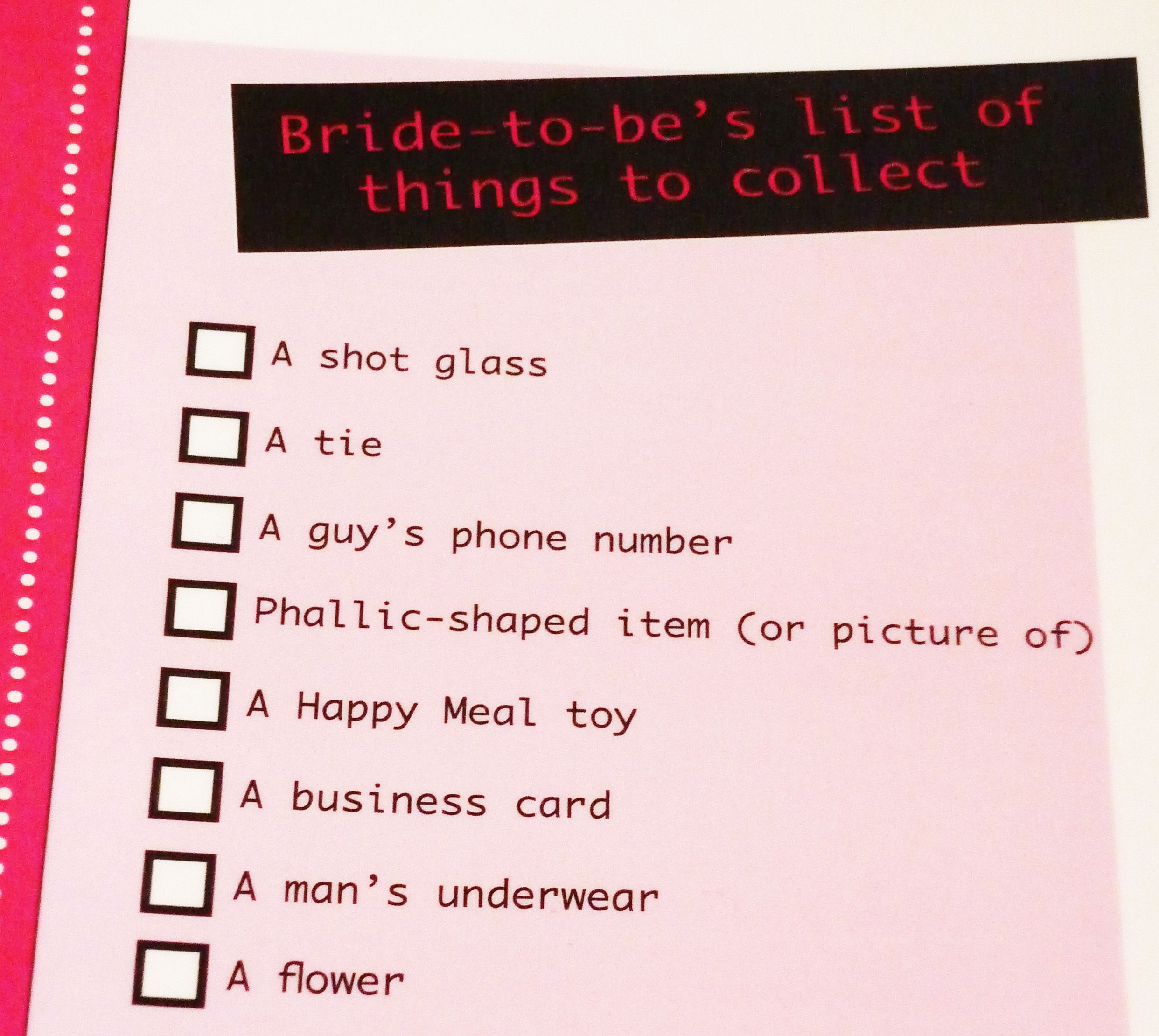 Fun Bachelorette And Hen Party Tried Tested