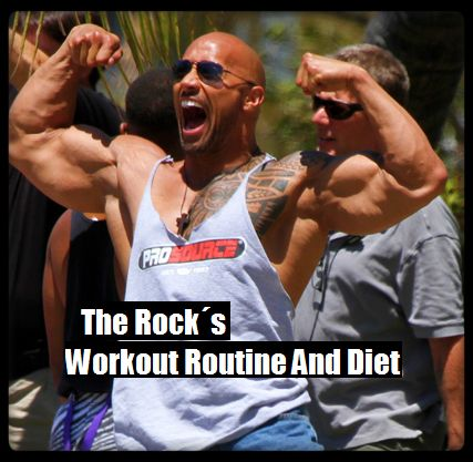 Know The Fitness Mantra Of Dwayne The Rock Johnson Make A Quick Sneak Peek At His Herculean Work The Rock Workout The Rock Workout Routine Workout Routine