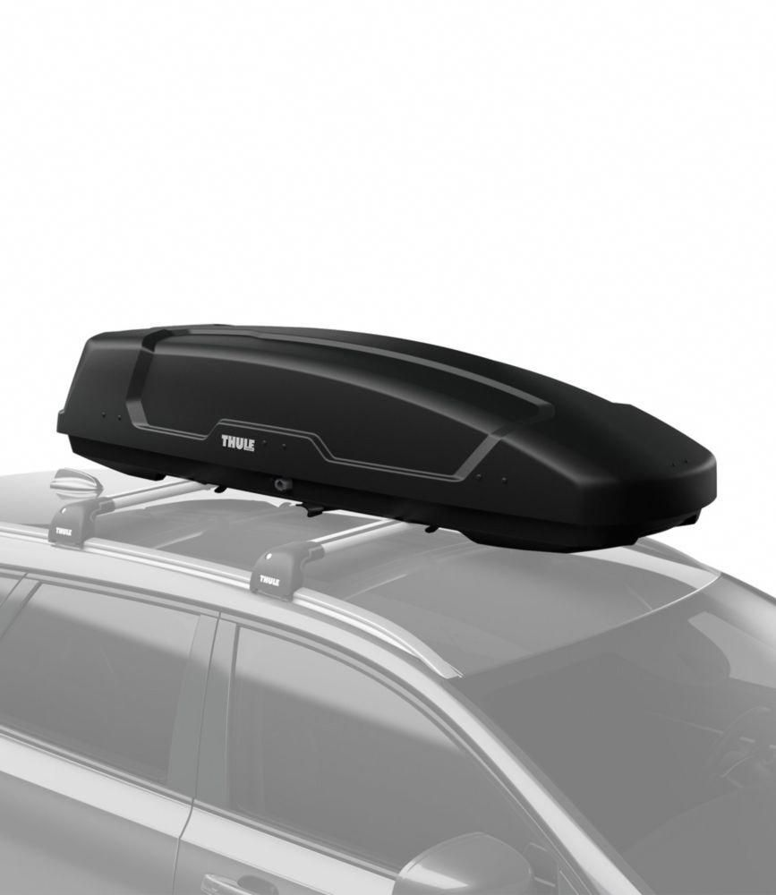 Thule Force Xt Xxl Roof Box In 2020 Roof Box Roof Thule
