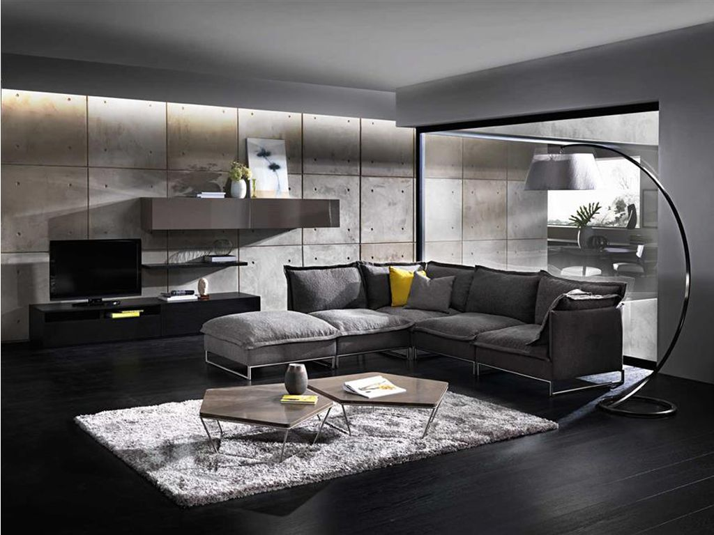 Cambre Sectional by Natuzzi found at Furnitalia.com | SOFAS BY ...