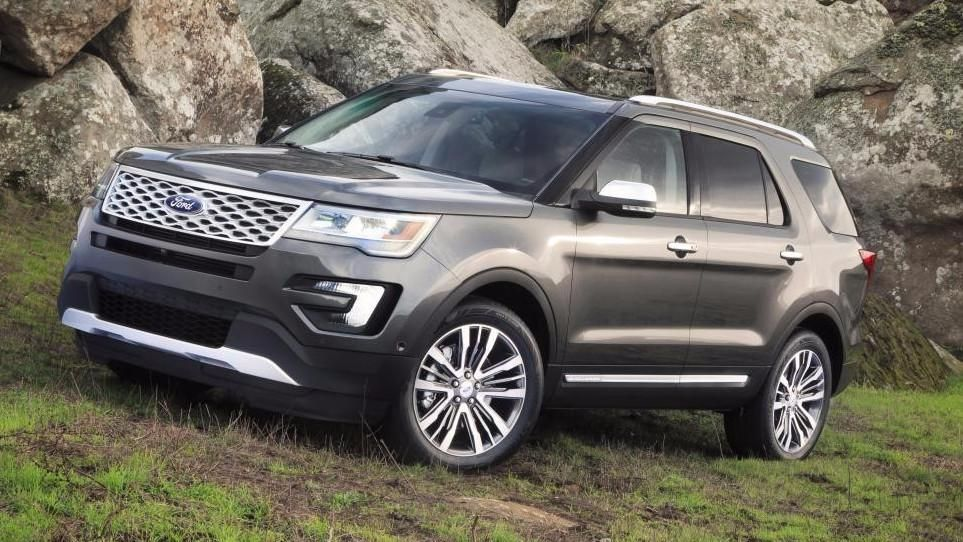 Pin By Santa Fe Ford On Ford Explorer With Images Ford Explorer Ford Explorer Limited 2020 Ford Explorer