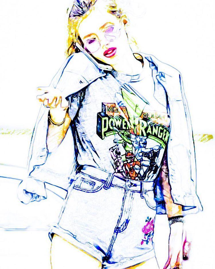 """Mi piace"": 66, commenti: 3 - Irene Sarti (@sarti_irene) su Instagram: ""Street style illustration! Welcome back 90s tv shows 📺. #illustration #fashionillustration #fashion…"""
