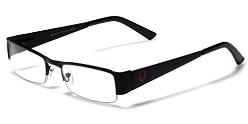 c773b39fb3 Small Rectangular Clear UV Lens Sunglasses RX Mens Womens Eye Glasses Flex  Frame    Details can be found by clicking on the image.Note It is affiliate  link ...