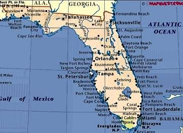 Atlantic Icw To Florida Marine Harbor Events Calendar Boatnation Com Boats For Sale Buy Boats Sell Gulf Coast Florida Map Of Central Florida Florida