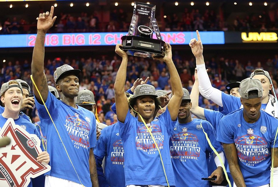 We are Kansas and we are the Big 12 Champions 2018
