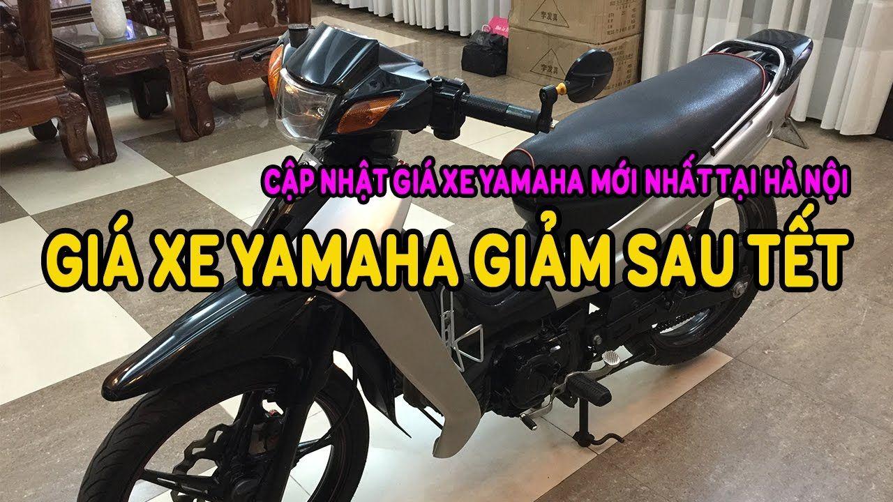 Giá xe Yamaha đồng loạt giảm sau Tết cập nhật giá xe Yamaha tại Hà Nội