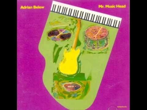 Adrian Belew - Bad Days