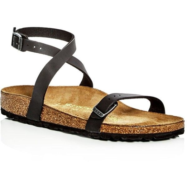 4a0fcb326dbb Birkenstock Women s Daloa Ankle Strap Sandals ( 145) ❤ liked on Polyvore  featuring shoes
