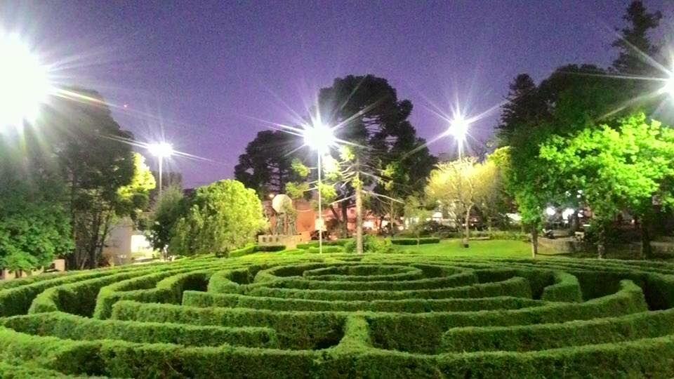 Labirinto verde, Nova Petrópolis, RS, Brasil.   Rio grande, Brasil, Rio  grande do sul