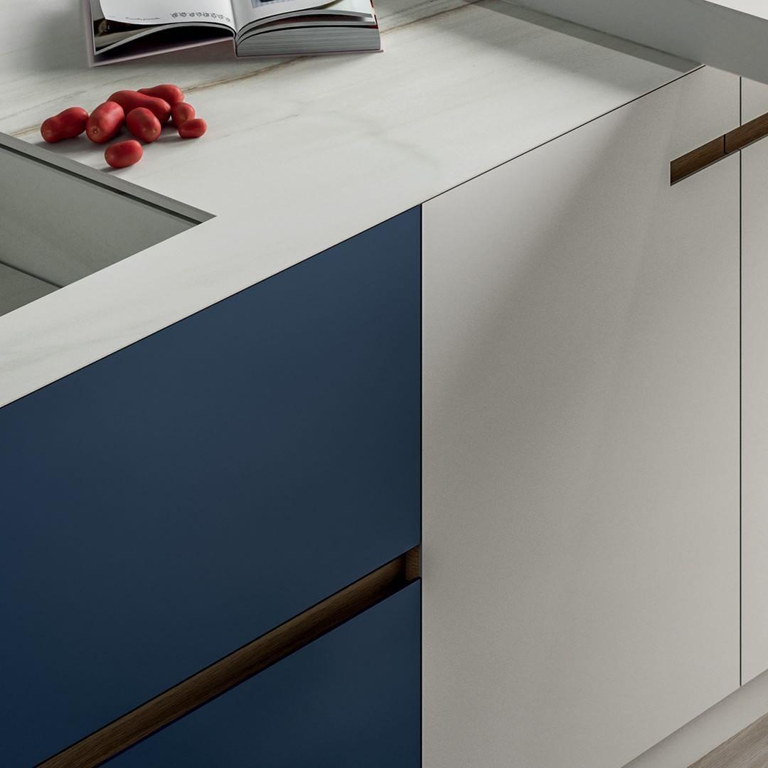 Sapienstone Com Ultra Thin White Kitchen Favorite Color White