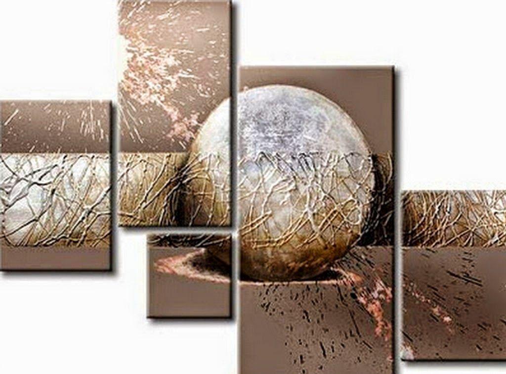 Cuadros faciles de pintar para principiantes 5 jpg 1024 for Adornos decorativos modernos