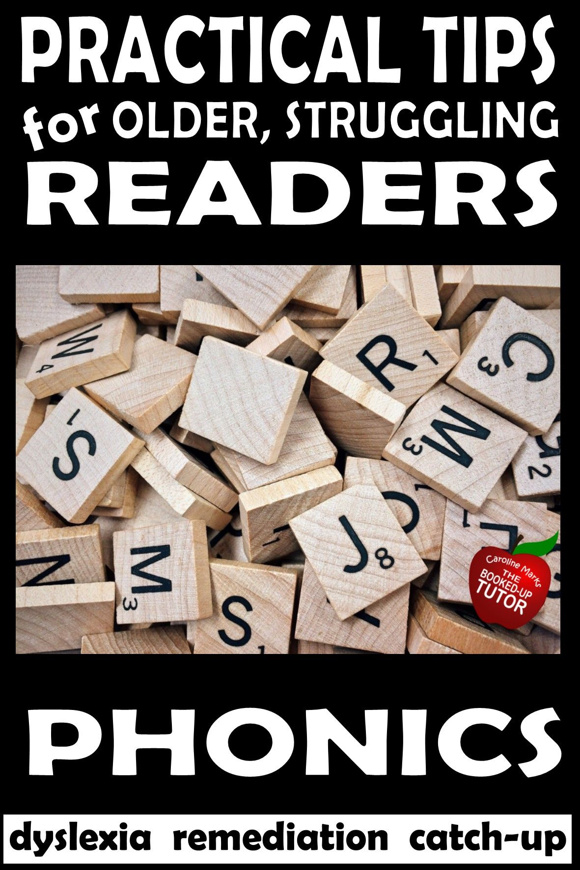 Reading Intervention Dyslexia Struggling Readers