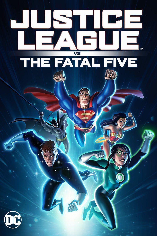 [Film/TV] justice league vs the fatal five digital code