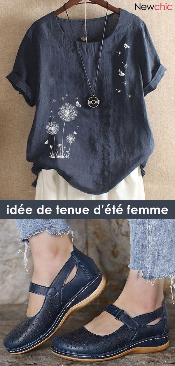 Idée de tenue de mode femme