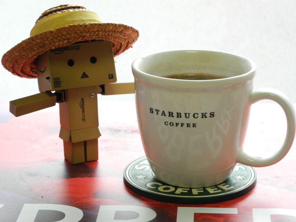 Danboard Morning Coffee Cup Coffee Love Starbucks Coffee