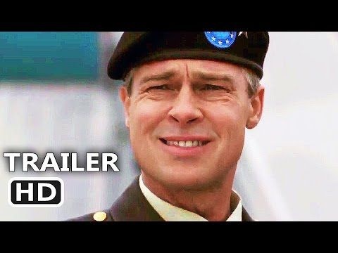 WAR MACHINE Official Trailer (2017) Brad Pitt, Netflix Movie HD - YouTube https
