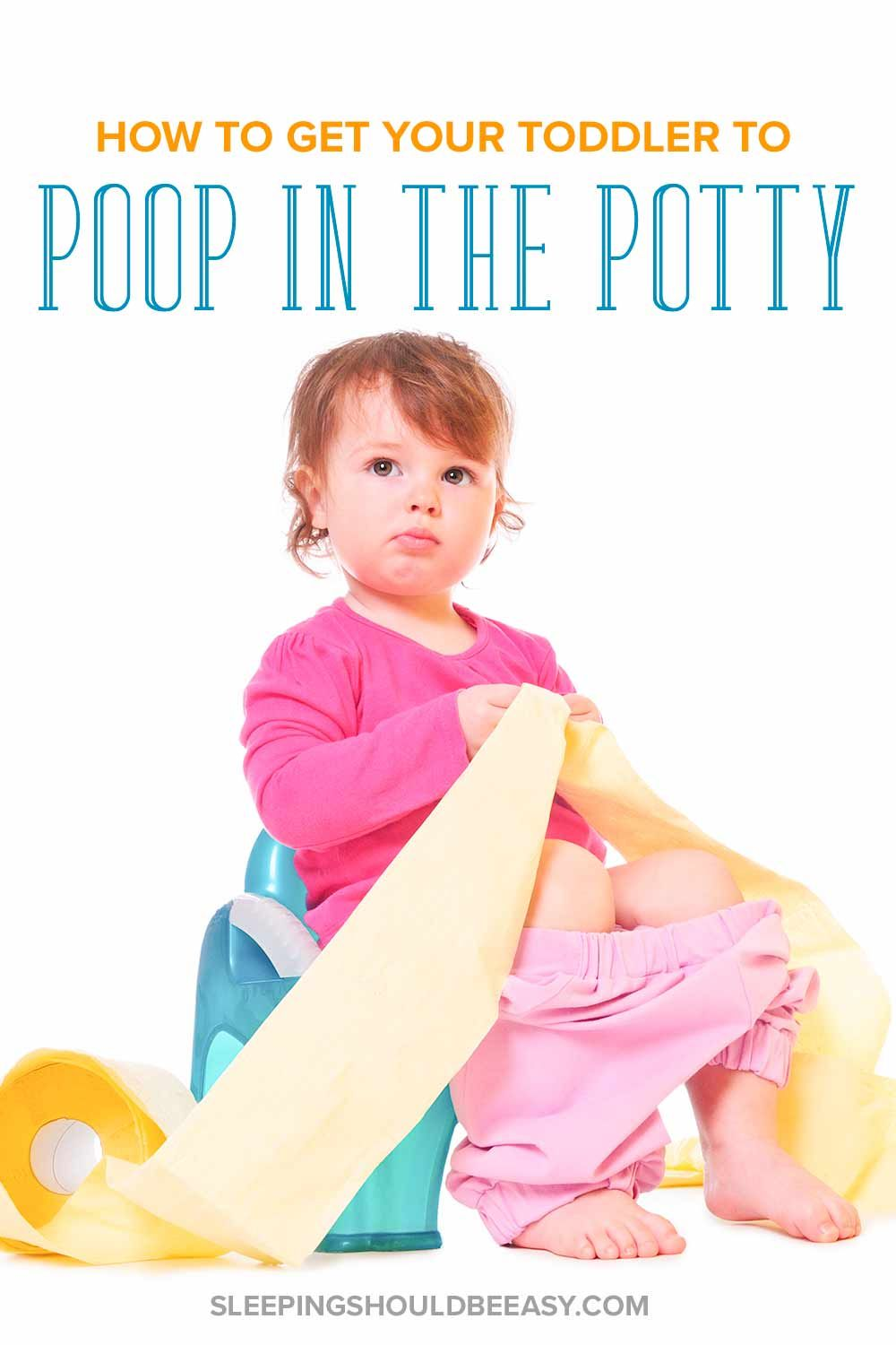 Regular Potty Times and Other Things That Will Help Your