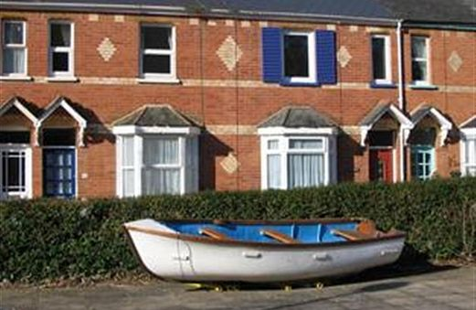 Redcliffs Sidmouth Devon Holiday Cottage May 2015 :-)
