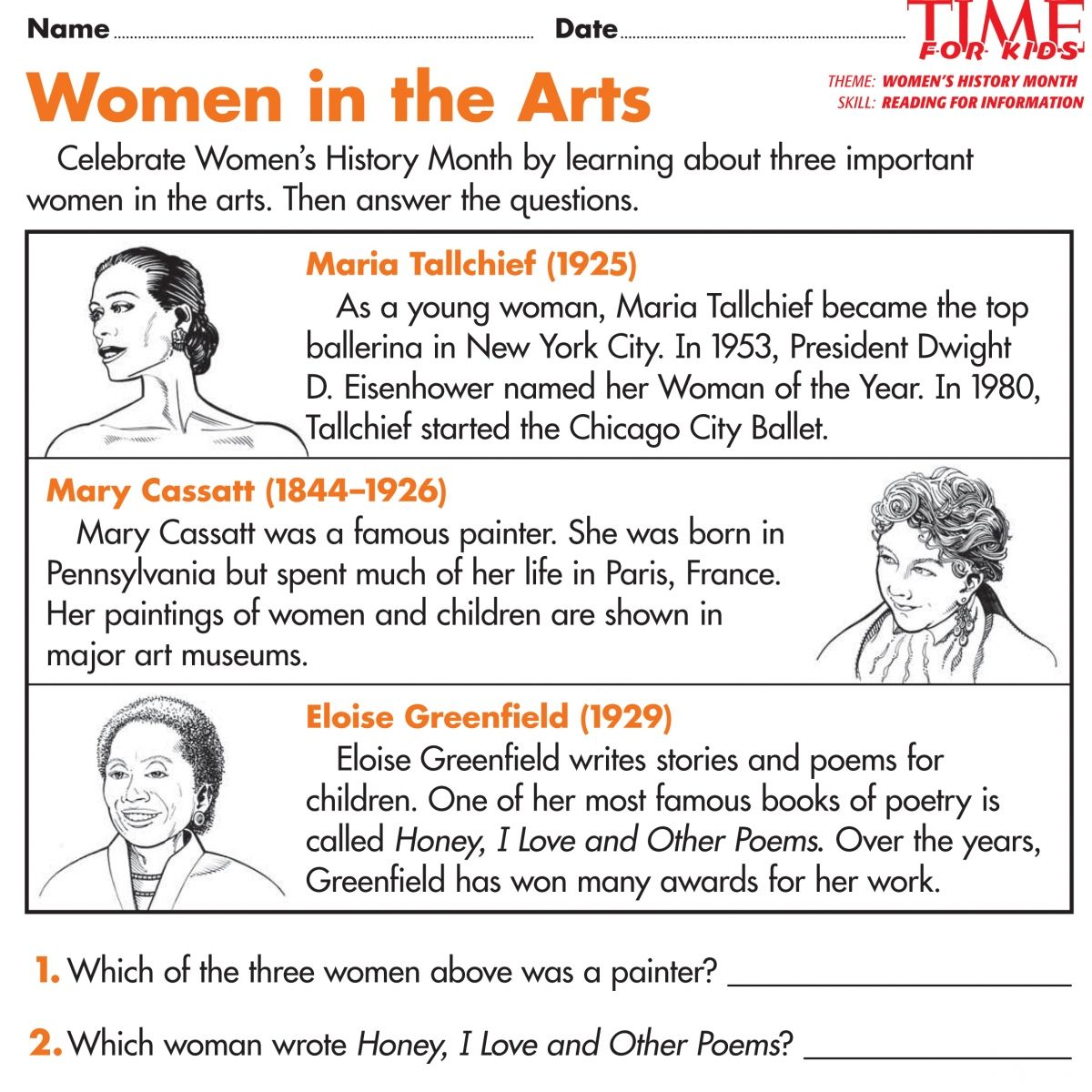 Pin by McLure Library on Women's History | Pinterest | History ...
