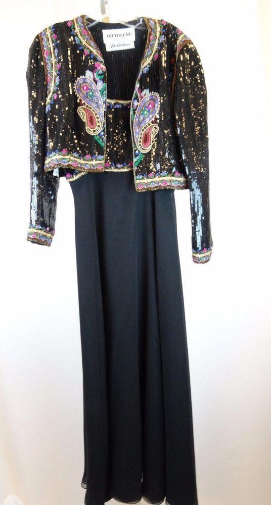 Richie Lene jacket and dress size 14 #RichieLene