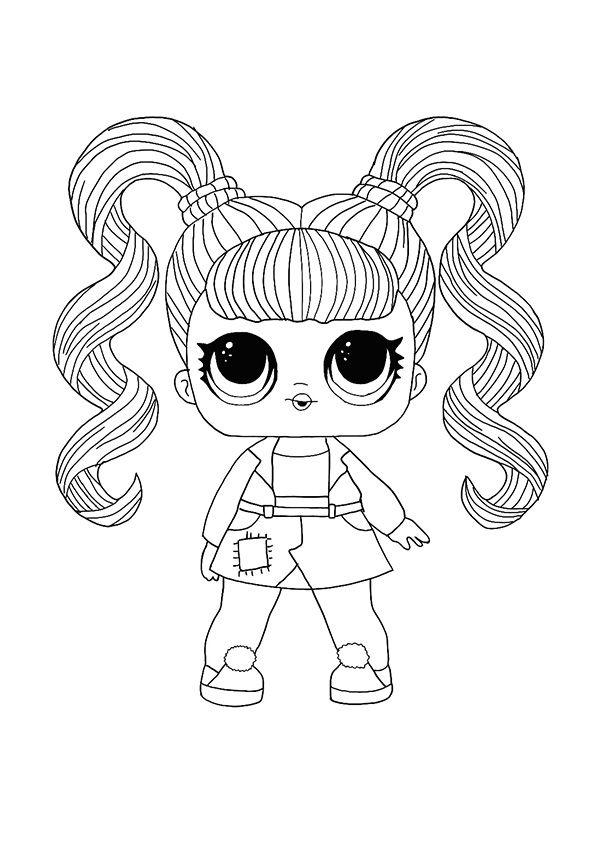 Lol Hairvibes Jelly Jam Coloring Page Folhas Para Colorir Desenhos Para Criancas Colorir Pintar E Colorir