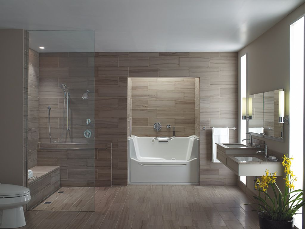 Marvelous Photo Courtesy Of Kohler, Bathroom With Universal Design Features