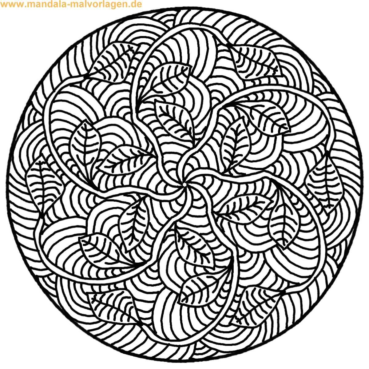 Ausmalbilder Mandala Schwer Mandalas Zum Ausmalen Ausmalen Ausmalbilder