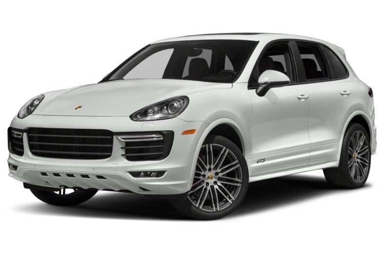Sale Porsche Cayenne V6 Petrol Only For Export Outside Europe