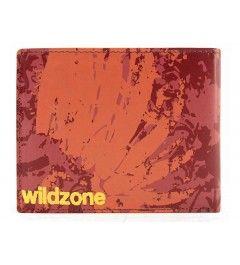 Wildzone Billetero en Piel Serigrafiada Juvenil Jumper
