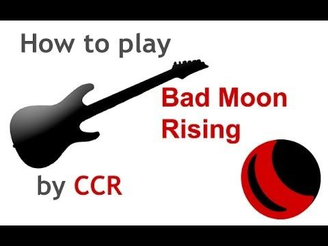 Bad Moon Rising Beginner Guitar Lesson With Chords Guitarguitar