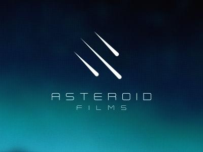Asteroid Films Logo Mark Nebs Logo Ideas Pinterest Film Logo