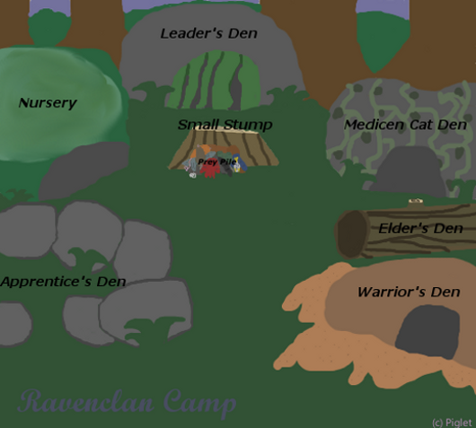 Shadowclan camp (RP HERE!!) | Warrior cats | Warrior cats