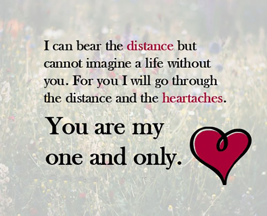 Pin by Mrathma on Romance  Distance love quotes, Distance
