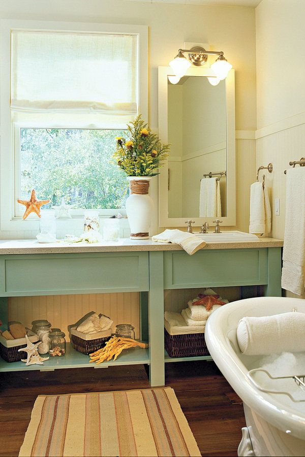 bathrooms made for relaxing bath vanities and color accents rh pinterest com