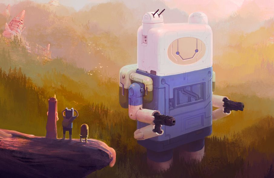 Jonathan Tiong Adventure Time Adventure Time Wallpaper Adventure Time Jake The Dogs