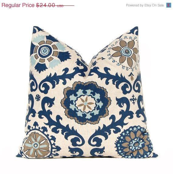 SALE Euro Sham Decorative Throw Pillow Covers by FestiveHomeDecor, $19.20