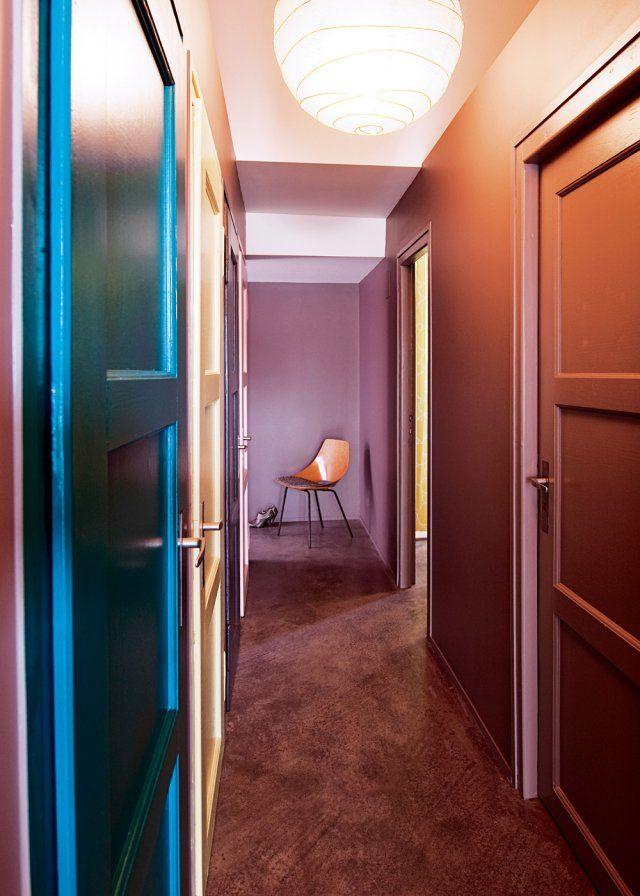 d co couloir 20 id es pour s 39 inspirer id es pour la. Black Bedroom Furniture Sets. Home Design Ideas