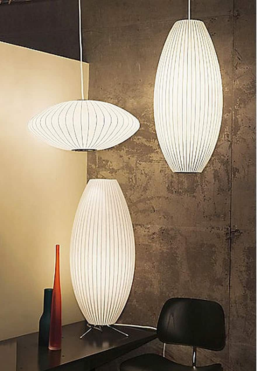 Nelson Bubble Lamps de Design Within Reach Mexico