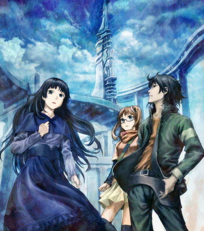 Steins;Gate's Takuya Satō, Lain's Yoshitoshi ABe Reveal