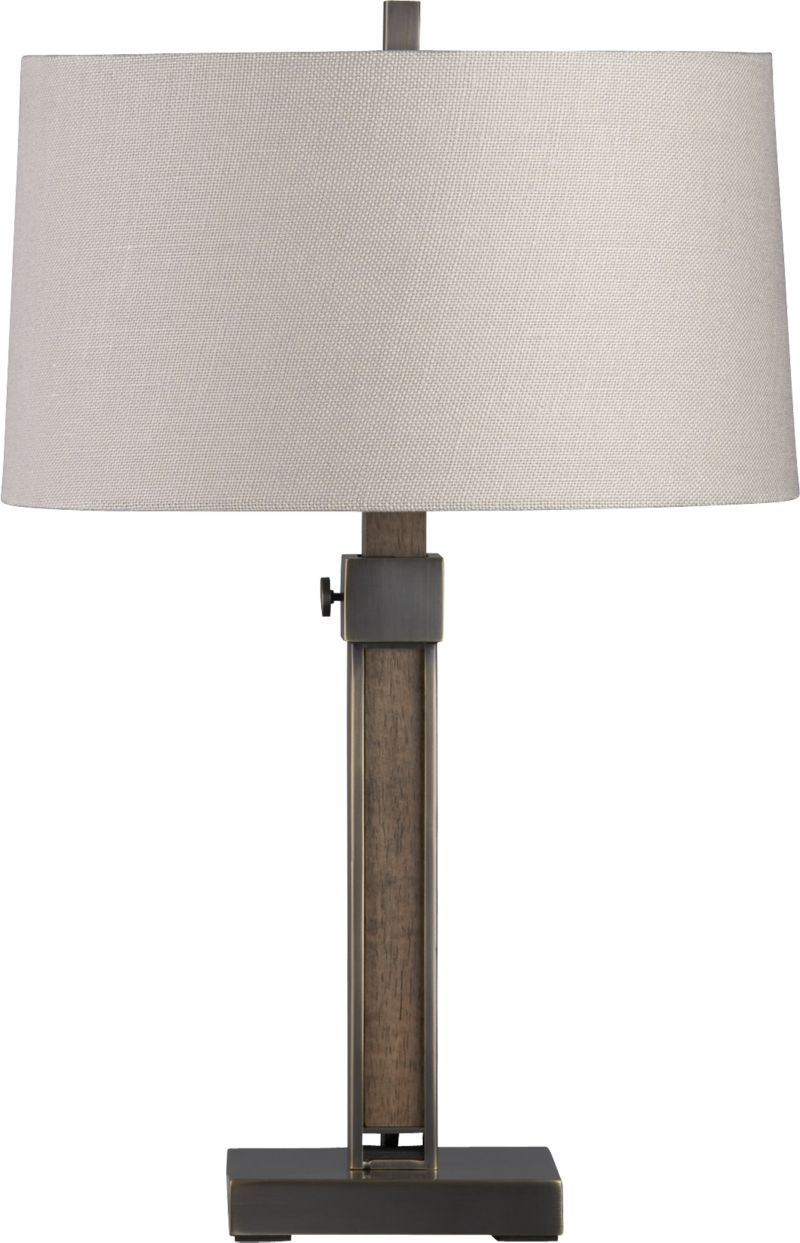 Denley Bronze Table Lamp Reviews Crate And Barrel Lamp Bronze Table Lamp Adjustable Table Lamps