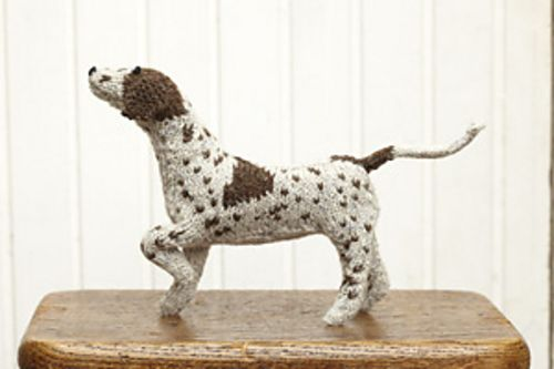 Pointer pattern by Sally Muir and Joanna Osborne